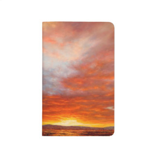 Inspirational Sunrise Pocket Journal