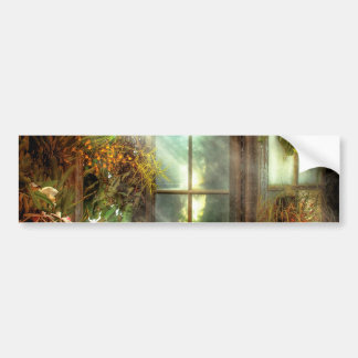 Inspirational - The door to paradise - Peter 1-11 Car Bumper Sticker