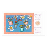 Inspirational Wallet Size Card Pack Of Standard Business Cards