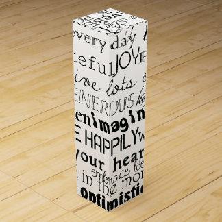 Inspirational Wine Gift Box