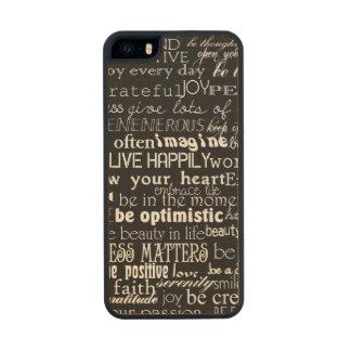Inspirational Words iPhone 6 Plus Case