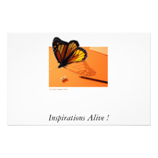 Inspirations Alive ! Stationaries Stationery Paper
