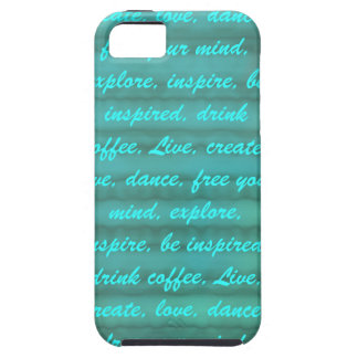 Inspire & Be Inspired iPhone 5 Case