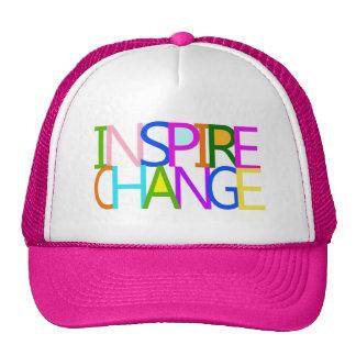 INSPIRE CHANGE hat