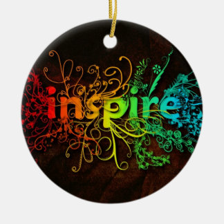 Inspire Christmas Ornament