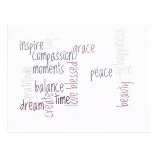 Inspire Compassion Postcard