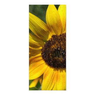 Inspire Joy Sunflower Bookmark Card