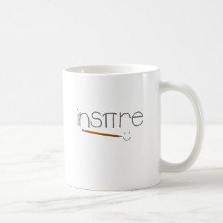 Inspire Math Basic White Mug
