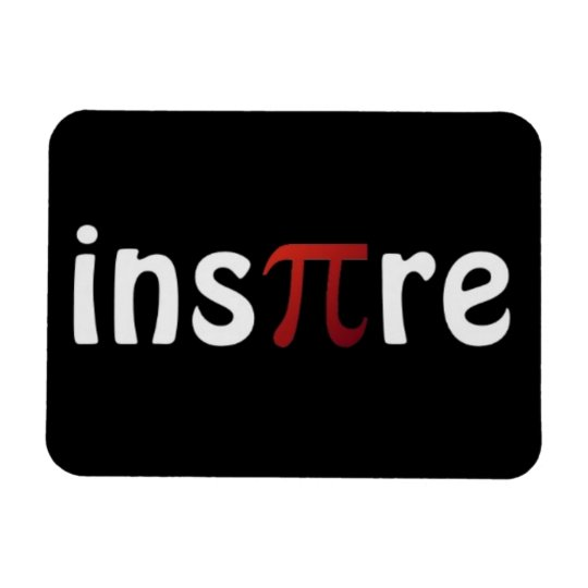 Inspire Math Pi Day Magnet