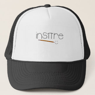 Inspire Math Trucker Hat