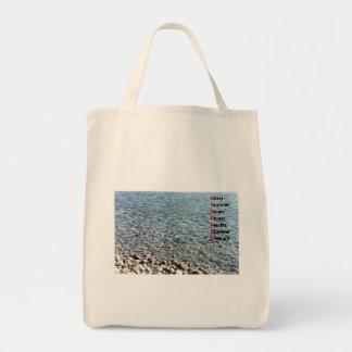 INSPIRE organic tote bag