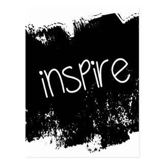 Inspire Postcard