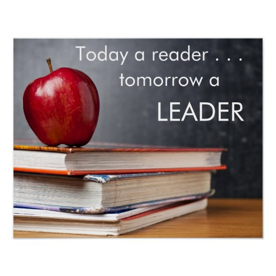 Inspire Readers Poster