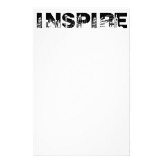 Inspire Custom Stationery