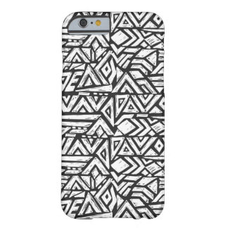Inspired Artsy Tribal Pattern Barely There iPhone 6 Case