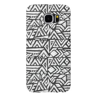 Inspired Artsy Tribal Pattern Samsung Galaxy S6 Cases