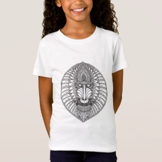Inspired Baboon Face T-Shirt