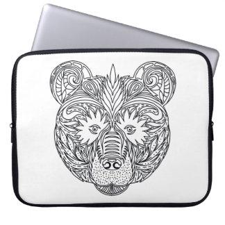 Inspired Bear Laptop Sleeve