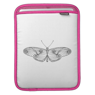 Inspired Butterfly Art iPad Sleeve