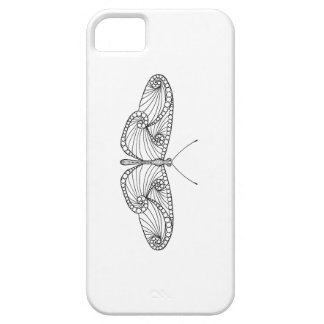 Inspired Butterfly Art iPhone 5 Covers