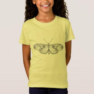 Inspired Butterfly Art T-Shirt