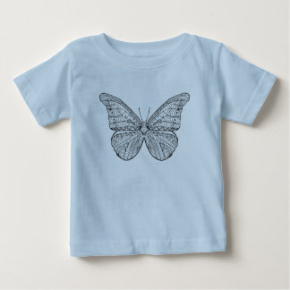 Inspired Butterfly Baby T-Shirt