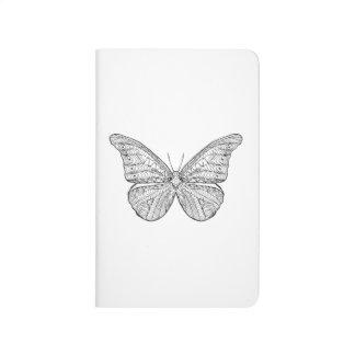 Inspired Butterfly Journal