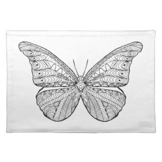 Inspired Butterfly Placemat