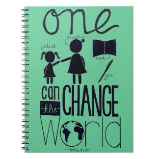 """Inspired by Malala"" Notebook"