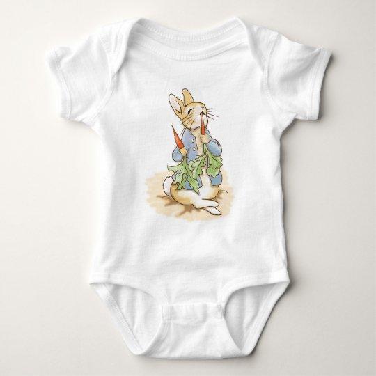 Inspired by P. Rabbit/Friends BABY JERSEY BODYSUIT