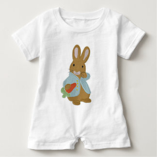 Inspired by P. Rabbit//Friends BABY ROMPER Baby Bodysuit