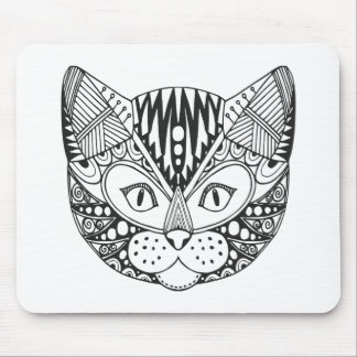 Inspired Cat Mouse Mat
