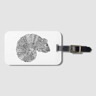 Inspired Chameleon 2 Luggage Tag