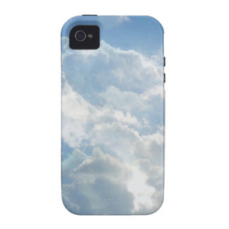Inspired Clouds Case-Mate Tough iPhone 4/4S Cover