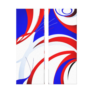 Inspired Design Canvas Print