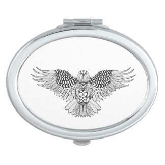 Inspired Eagle 2 Travel Mirror