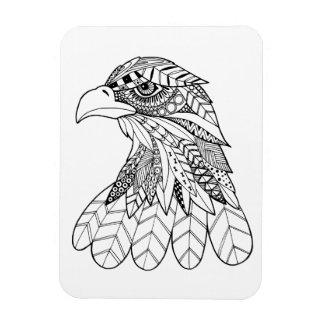 Inspired Eagle Magnet