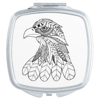 Inspired Eagle Mirrors For Makeup