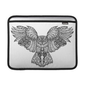 Inspired Eagle Owl MacBook Sleeve