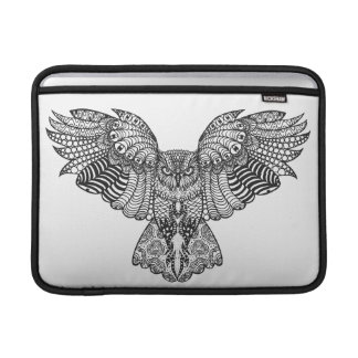 Inspired Eagle Owl Sleeve For MacBook Air
