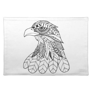 Inspired Eagle Placemat