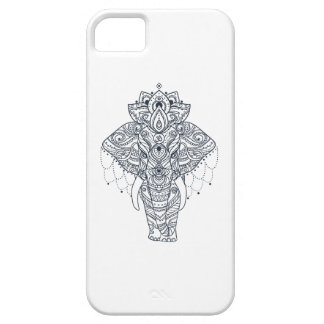 Inspired Elephant iPhone 5 Cover