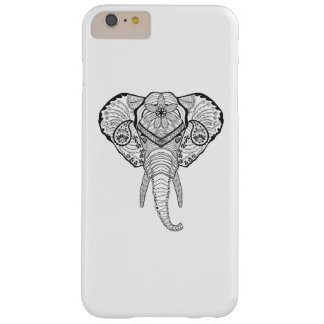 Inspired Elphant Head Barely There iPhone 6 Plus Case