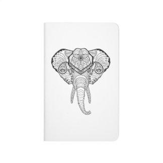 Inspired Elphant Head Journal