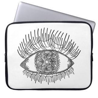 Inspired Eye Laptop Sleeve