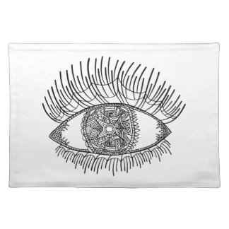 Inspired Eye Placemat