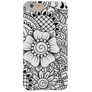 Inspired Flowers Barely There iPhone 6 Plus Case