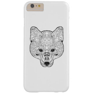 Inspired Fox Head Barely There iPhone 6 Plus Case