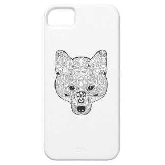 Inspired Fox Head Case For The iPhone 5