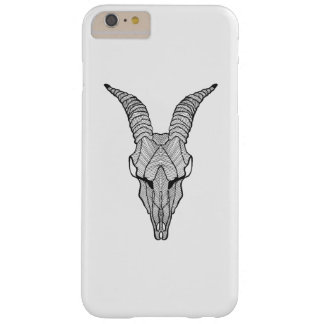 Inspired Goat Skull Barely There iPhone 6 Plus Case